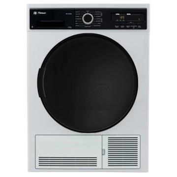 Volně stojící spotřebiče - Romo RCD1080B sušička kondenzační, bílá/černá, B, 4 roky bezplatný servis