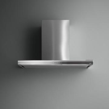 Vestavné spotřebiče - Falmec LUMINA NRS Wall - nástěnný odsavač, 90 cm, nerez/sklo, 800 m3/h