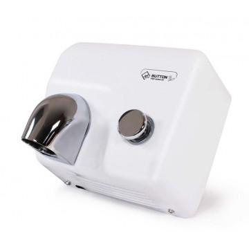 Vysoušeče rukou Jet Dryer - Jet Dryer Vysoušeč rukou BUTTON, Bílý Kov