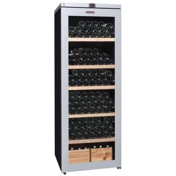 Volně stojící spotřebiče - La Sommelière VIP315VSL volně stojící vinotéka jednozónová, 315 lahví