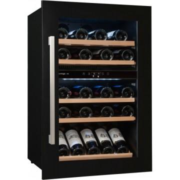Vestavné spotřebiče - Avintage AVI48CDZA vinotéka dvouzónová, 52 lahví