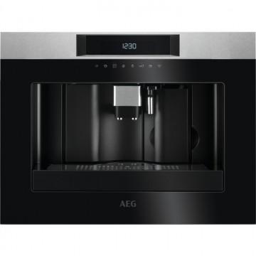 Vestavné spotřebiče - AEG Mastery KKK884500M plně automatický vestavný kávovar, design HORIZON