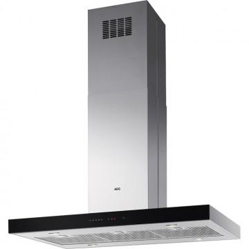 Vestavné spotřebiče - AEG Mastery DIE5960HG ostrůvkový odsavač, nerez, Hob2Hood, 90 cm