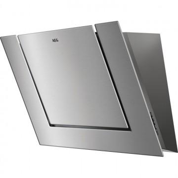 Vestavné spotřebiče - AEG Mastery DVB3850M nástěnný komínový odsavač, nerez, 80 cm