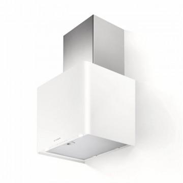 Vestavné spotřebiče - Faber LITHOS EG6 WH A45  - komínový odsavač, nerez / bílá mat, šířka 45cm