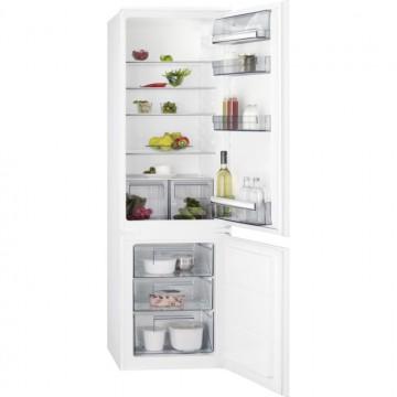 Vestavné spotřebiče - AEG Mastery SCB51811LS vestavná kombinovaná chladnička, A+