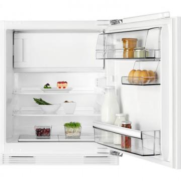 Vestavné spotřebiče - AEG Mastery  SFB58211AF vestavná chladnička s příručním mrazákem, ploché panty, A+