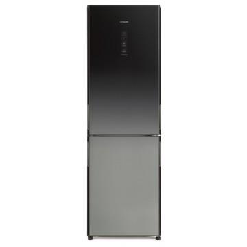 Volně stojící spotřebiče - Hitachi R-BG410PRU6X-XGR Kombinovaná chladnička, NoFrost, 7 let záruka