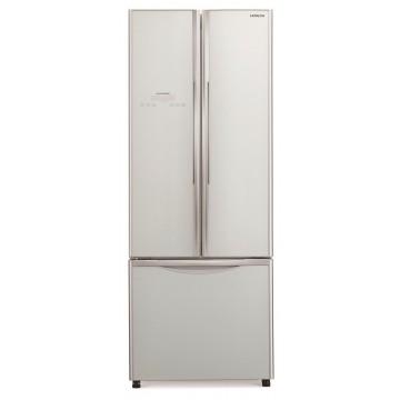 Volně stojící spotřebiče - Hitachi R-WB480PRU2-GS kombinovaná třídveřová chladnička Side-by-side, NoFrost, A+, 7 let záruka