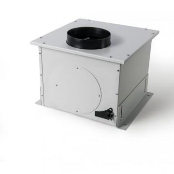 Vestavné spotřebiče - Faber EVJ M8S  - externí ventilační jednotka, šedá