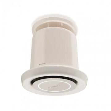 Vestavné spotřebiče - Faber GLOW PLUS WH  - lustrový odsavač, bílá, šířka 65cm