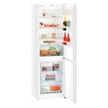 Volně stojící spotřebiče - Liebherr CN 4313 kombinovaná chladnička, NoFrost, A++, bílá