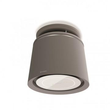 Vestavné spotřebiče - Faber CELINE PLUS CG MATT KL  - lustrový odsavač, cementově šedá mat, šířka 60cm