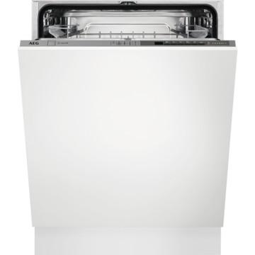 Vestavné spotřebiče - AEG Mastery FSE53630Z vestavná myčka nádobí, 60 cm, A+++