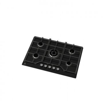 Vestavné spotřebiče - Electrolux KGG7536K plynová varná deska, 75 cm