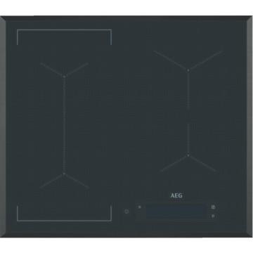 Vestavné spotřebiče - AEG Mastery IAE64843FB indukční varná deska se zkosenou hranou, tmavě šedá, šířka 59 cm