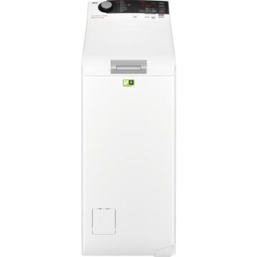 Volně stojící spotřebiče - AEG LTX7E273C ProSteam® pračka vrchem plněná, kapacita praní 7 kg, 1200 otáček, A+++