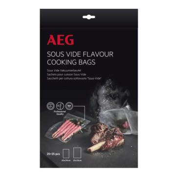 Příslušenství ke spotřebičům - AEG A3OS1 sáčky pro SOUS VIDE