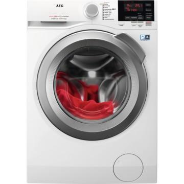 Volně stojící spotřebiče - AEG L6FBG48SC ProSense® pračka, kapacita praní 8 kg, 1400 otáček, A+++-30 %