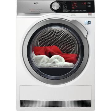 Volně stojící spotřebiče - AEG T8DBC49SC sušička prádla s tepelným čerpadlem, kapacita 9 kg, A++