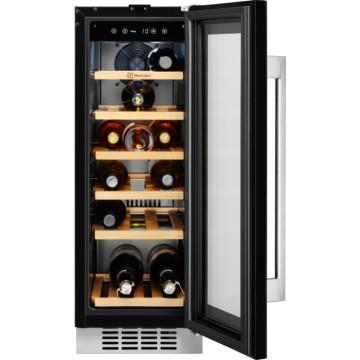 Vestavné spotřebiče - Electrolux ERW0673AOA vestavná chladnička na víno, A