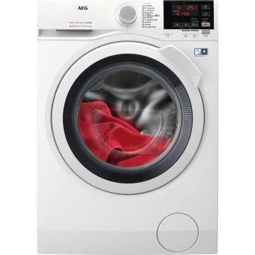 Volně stojící spotřebiče - AEG L7WBG47W volně stojící pračka se sušičkou, A