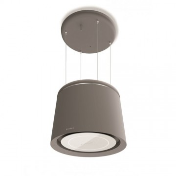 Vestavné spotřebiče - Faber CELINE CG MATT KL  - lustrový odsavač, cementově šedá mat, šířka 60cm