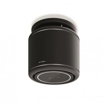 Vestavné spotřebiče - Faber ODETTE PLUS BK MATT KL  - lustrový odsavač, černá mat, šířka 50cm