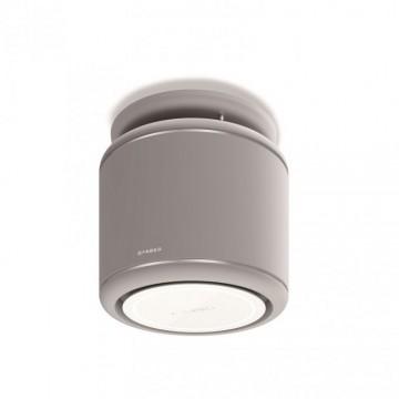 Vestavné spotřebiče - Faber ODETTE PLUS GREY MATT KL  - lustrový odsavač, šedá mat, šířka 50cm