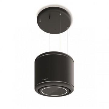 Vestavné spotřebiče - Faber ODETTE BK MATT  - lustrový odsavač, černá mat, šířka 50cm