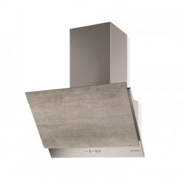 Vestavné spotřebiče - Faber GREXIA GRES LG/X A60  - komínový odsavač, nerez / světle šedá kamenina, šířka 60cm