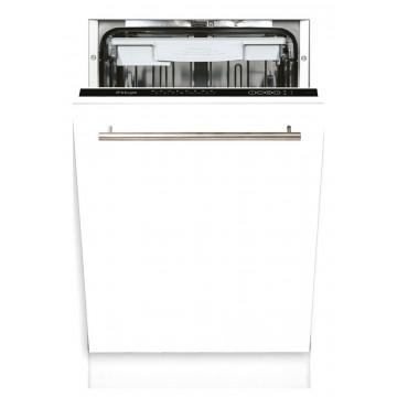 Vestavné spotřebiče - Kluge KVD4510PA++  plně vestavná myčka nádobí s příborovou zásuvkou; šířka 45 cm; A++, 4 roky bezplatný servis