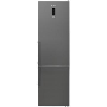Volně stojící spotřebiče - Romo RCN379LXA++ kombinovaná chladnička, Dual NoFrost, A++