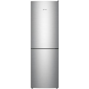 Volně stojící spotřebiče - Romo RCA338XA++ kombinovaná chladnička, nerez, A++