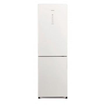 Volně stojící spotřebiče - Hitachi R-BG410PRU6X-GPW Kombinovaná chladnička, NoFrost, A++, 7 let záruka