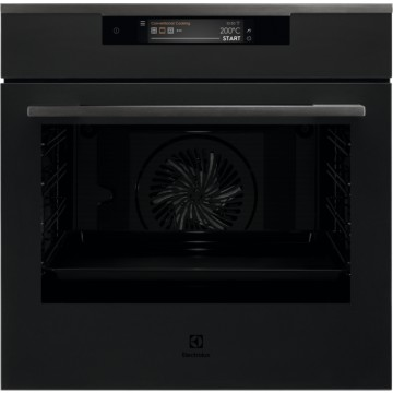 Vestavné spotřebiče - Electrolux KOEAP31WT 800 SENSE AssistedCooking vestavná trouba, Wifi, černá matná, A++