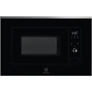 Vestavné spotřebiče - Electrolux LMS2203EMX série 300 mikrovlná trouba, černá/nerez