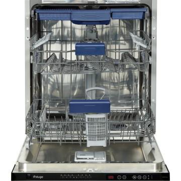 Vestavné spotřebiče - Kluge KVD6010PA++ plně vestavná myčka nádobí s příborovou zásuvkou; šířka 60 cm; A++, 4 roky bezplatný servis