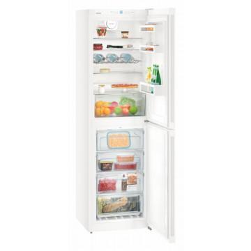 Volně stojící spotřebiče - Liebherr CN 4713 kombinovaná chladnička, NoFrost, bílá, A++