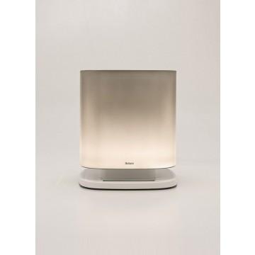 Malé domácí spotřebiče - Falmec BELLARIA Sand Gray Grigio ionizační čistička vzduchu s designovým osvětlením, šedá