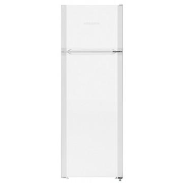 Volně stojící spotřebiče - Liebherr CT 2931 volně stojící kombinovaná lednička, bílá,  A++