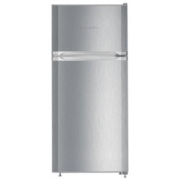 Volně stojící spotřebiče - Liebherr CTel 2131 kombinovaná lednička, nerez, A++