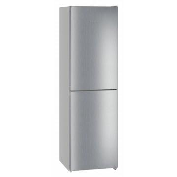 Volně stojící spotřebiče - Liebherr CNel 4713 volně stojící kombinovaná lednička, nerez, NoFrost, A++