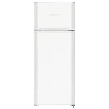 Volně stojící spotřebiče - Liebherr CT 2531 kombinovaná lednička, bílá, A++