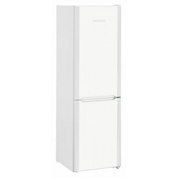 Volně stojící spotřebiče - Liebherr CU 3331 volně stojící kombinovaná lednička, bílá, A++