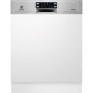 Vestavné spotřebiče - Electrolux ESI9500LOX vestavná myčka nádobí s panelem, 60 cm, A++