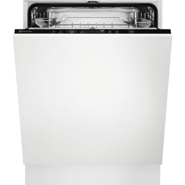 Vestavné spotřebiče - Electrolux EEQ47210L vestavná myčka nádobí, 60 cm