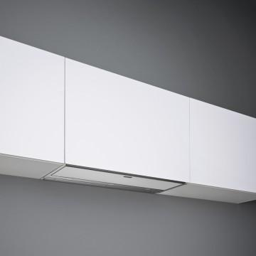 Vestavné spotřebiče - Falmec MOVE DESIGN Built-in - vestavný odsavač, 60 cm, bílé sklo, 800 m3/h