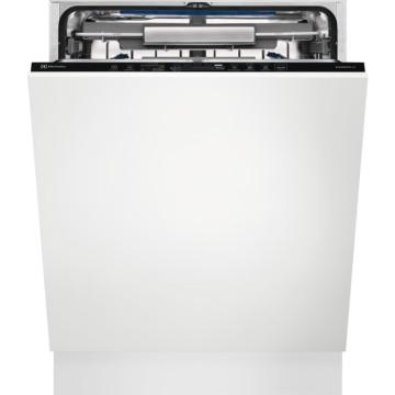 Vestavné spotřebiče - Electrolux KECA7300L vestavná myčka nádobí s příborovou zásuvkou, ComfortLift, vnitřní osvětlení, 60 cm