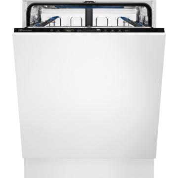 Vestavné spotřebiče - Electrolux KEGB7320L plně vestavná myčka nádobí, 60 cm, A+++
